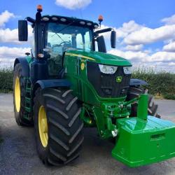 JD 6250R - Only 593 hours