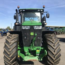JD 7270R 50k - Only 870 hours