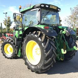 JD 6155R - 2496 hours - SOLD