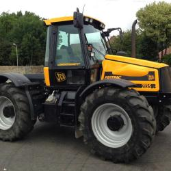 JCB 2135 Only 588 hours