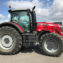 MF 8735 Dyna VT - Only 2530 hours - SOLD