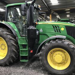 JD 6195M- Only 504 hours