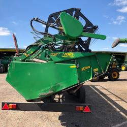 JD 9780i CTS - Only 1897 & 2411 hours - SOLD