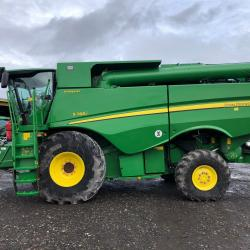 JD S785i 4wd Hillmaster - Only 245 & 407 hours - SOLD