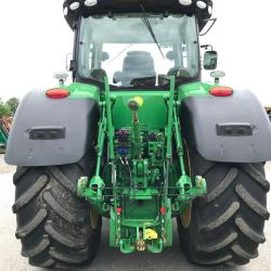 JD 7270R - 4207 hours
