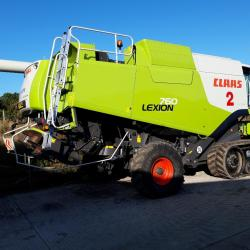 Claas 760TT - 1520 & 2193 hours - SOLD