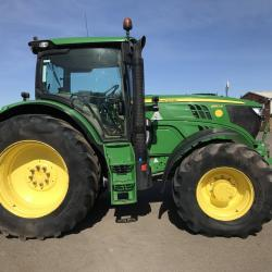JD 6150R 50k, AT ready - 4805 hours