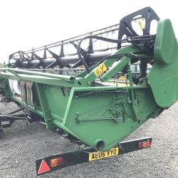 JD 9780i CTS 1796 & 2411hrs - SOLD