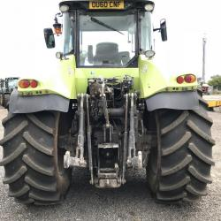 Claas 810 Axion 50k - 7721 hours - SOLD