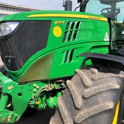 JD 6175R 4254 hours