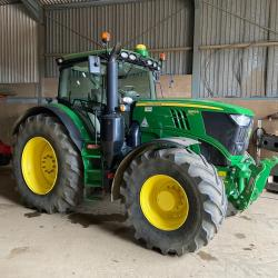 JD 6215R - Only 2925 hours - SOLD