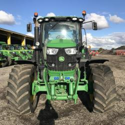 JD 6140R - 6412 hours - SOLD
