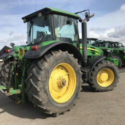 JD 7830 - 6132 hours - SOLD