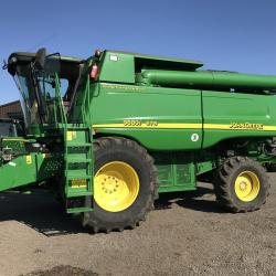 JD 9880i STS - Only 1636 & 2181 hours - SOLD