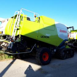 Claas 760TT - 1170 & 1726 hours - SOLD