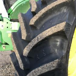 JD 6150R - 3652 hours