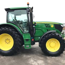JD 6150R Fr Link & PTO - Only 1613 hours for Sale - SJB
