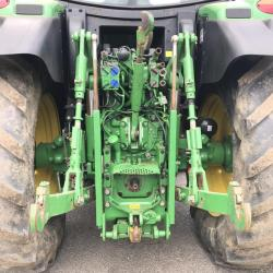 JD 6150R cw H360 loader - 3482h