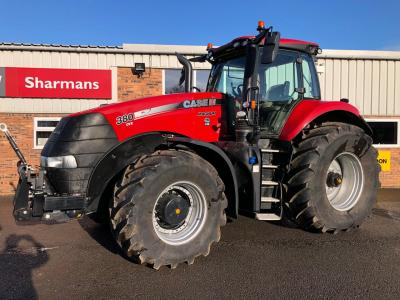 Case 380 CVX Magnum - Only 655 hours - SOLD