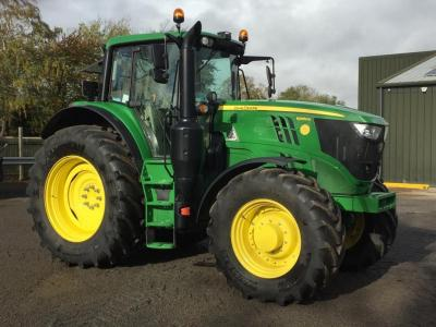 JD 6195M- Only 647 hours - SOLD