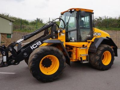 JCB 418S Only 2376 hours