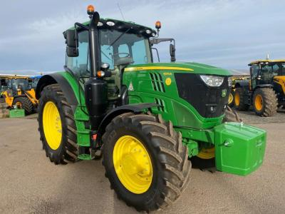 JD 6175R - Only 968 hours - SOLD