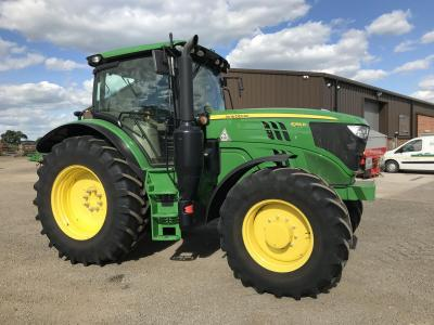 JD 6155R Only 1321 hours - SOLD